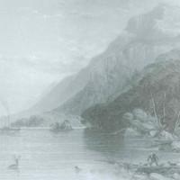 Black Mountain William Henry Bartlett, 1840