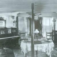 Minne-Ha-Ha Saloon, c. 1880, S. R. Stoddard