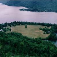 Bluff Head Aerial View
