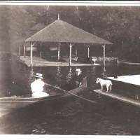 Starr Boathouse, c. 1910