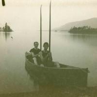 Row Boat Near Huletts, 1898-99