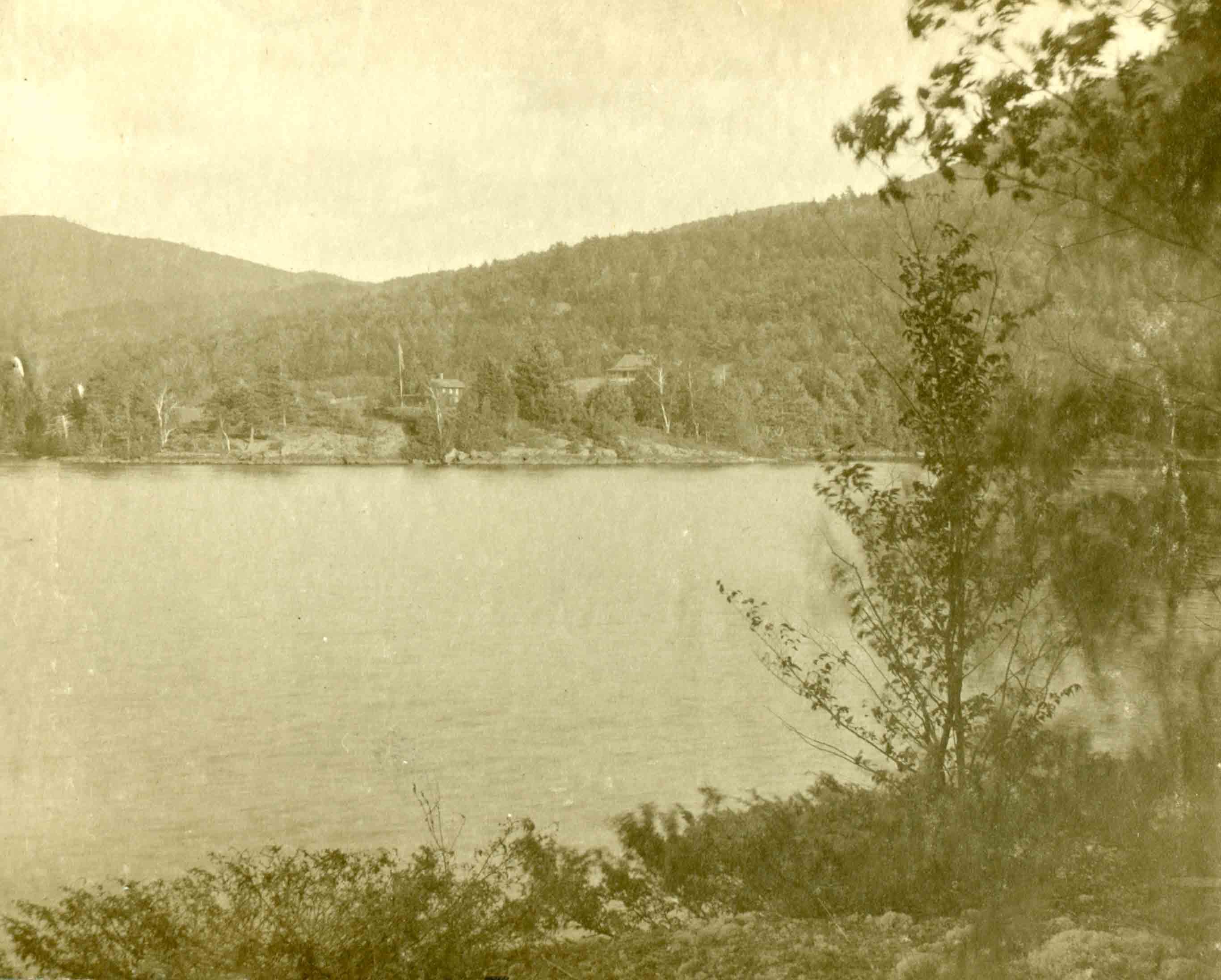 View Near Huletts,1898-99