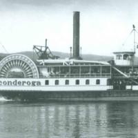 Ticonderoga, c. 1880