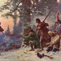 The Battle of Rogers Rock, 1758
